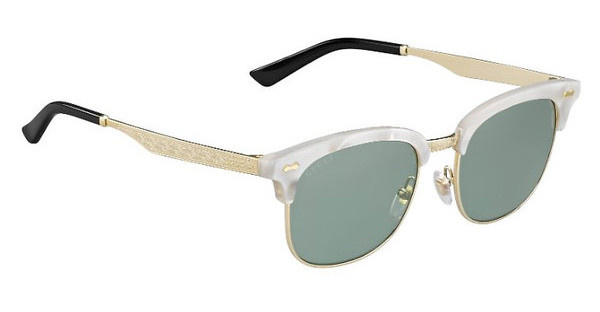 Gucci GG 2273/S U29/5L GREY GREENMOTHPRLGD