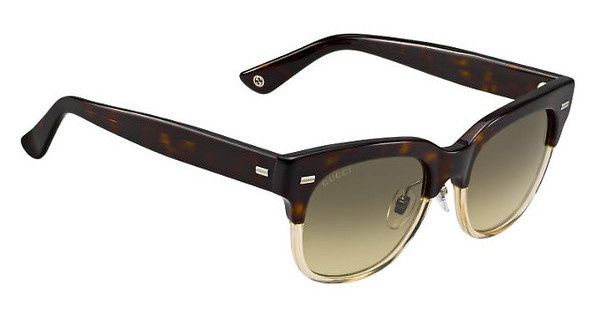 Gucci GG 3744/S X9Q/ED BROWN DSBW HV BEI (BROWN DS)