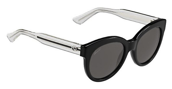 Gucci GG 3749/S YPP/Y1 GREYBLK CRYST (GREY)
