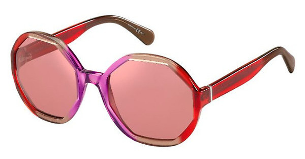 Marc Jacobs MJ 584/S AO7/V0 FLASH PINKFUCHBWRED (FLASH PINK)