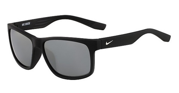 Nike   NIKE CRUISER EV0834 002 MATTE BLACK WITH GREY W/SILVER FLASH  LENS