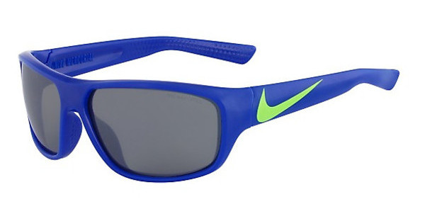 Nike NIKE MERCURIAL EV0887 407 GAME ROYAL/VOLT WITH GREY W/SILVER FLASH LENS