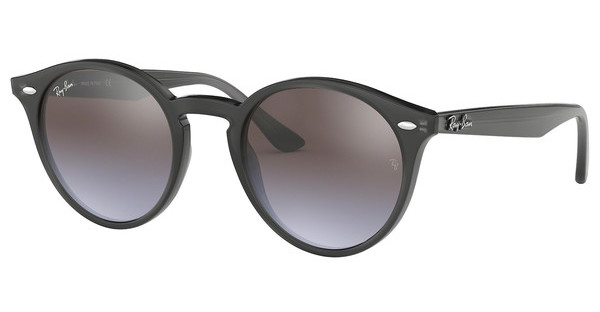 Ray-Ban RB2180 623094 VIOLET GRAD BROWN MIRROR SILVEOPAL GREY