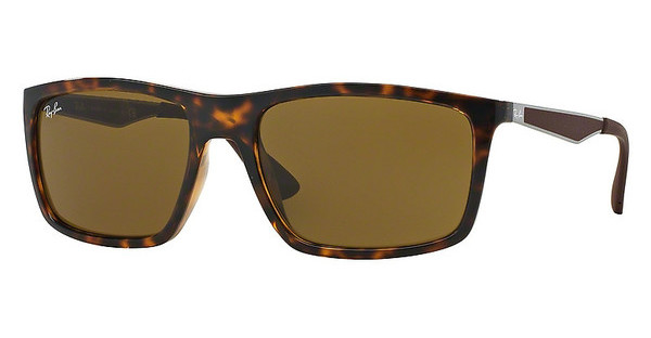 Ray-Ban RB4228 710/73 DARK BROWNSHINY HAVANA