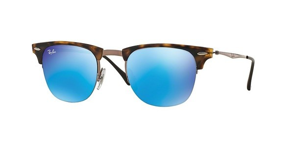Ray-Ban RB8056 175/55 GREEN MIRROR BLUESHINY LIGHT BROWN