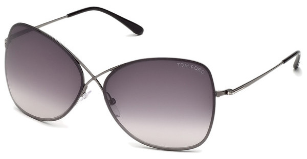 Tom Ford   FT0250 08C grau verspiegeltanthrazit glanz