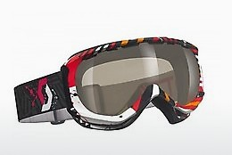 Sports Glasses Scott Scott Reply acs (220421 2821185) - Black, Silver, Pink