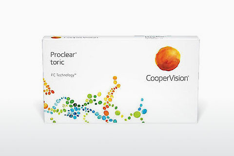 Contact Lenses Cooper Vision Proclear toric PC6