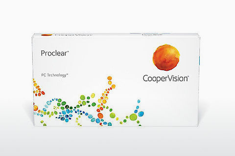 Contact Lenses Cooper Vision Proclear PC5