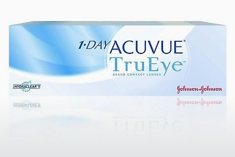 कॉन्टैक्ट लेंस Johnson & Johnson 1 DAY ACUVUE TruEye 1D4-30P-REV
