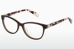 Eyewear Furla VFU002S 06W8 - Brown, Transparent