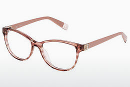 Eyewear Furla VFU002S 09Y3 - Red, Havanna
