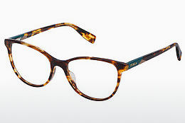 Eyewear Furla VFU129 0743 - Brown, Havanna, Yellow