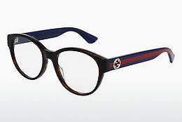 Eyewear Gucci GG0039O 003 - Brown, Havanna
