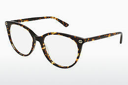 Eyewear Gucci GG0093O 002 - Brown, Havanna