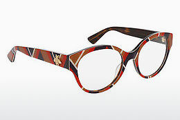 Eyewear Gucci GG0099O 004 - Yellow