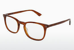 Eyewear Gucci GG0122O 003 - Brown, Havanna