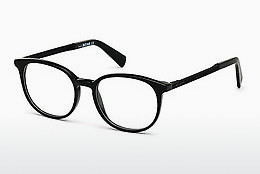 Eyewear Just Cavalli JC0708 001 - Black, Shiny