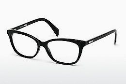 Eyewear Just Cavalli JC0709 001 - Black, Shiny