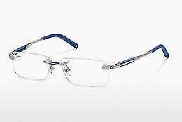 Eyewear Mont Blanc MB0349 014 - Grey, Shiny, Bright