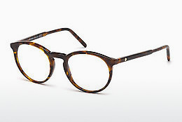 Eyewear Mont Blanc MB0554 052 - Brown, Havanna