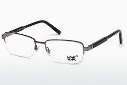Eyewear Mont Blanc MB0635 014 - Grey, Shiny, Bright