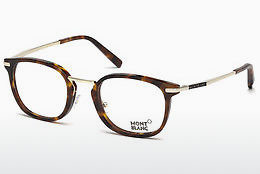 Eyewear Mont Blanc MB0671 052 - Brown, Havanna