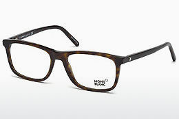 Eyewear Mont Blanc MB0672 056 - Brown, Havanna