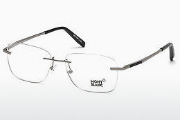 Eyewear Mont Blanc MB0690 014 - Grey, Shiny, Bright