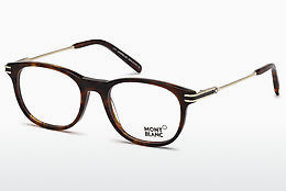 Eyewear Mont Blanc MB0724 052 - Brown, Havanna