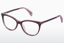 Eyewear Police VPL736 0D78 - Purple, Havanna