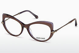 Eyewear Roberto Cavalli RC5021 050 - Brown, Dark