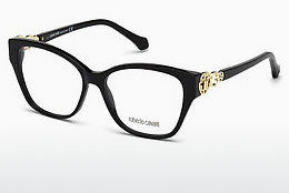 Eyewear Roberto Cavalli RC5058 001 - Black, Shiny