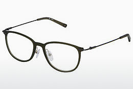 Eyewear Sting VST161 09WD - Green, Transparent