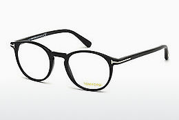 Eyewear Tom Ford FT5294 001 - Black, Shiny