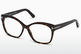 Eyewear Tom Ford FT5435 052 - Brown, Dark, Havana