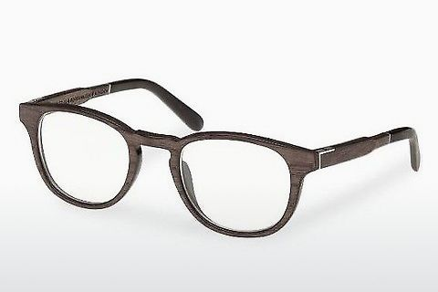 चश्मा Wood Fellas Bogenhausen (10911 black oak)