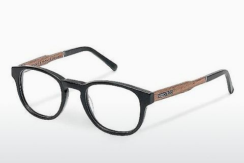 चश्मा Wood Fellas Bogenhausen (10926 walnut/black)
