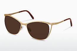 Ophthalmic Glasses Bogner BG002 D - Gold, Brown, Havanna
