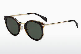 Ophthalmic Glasses Céline CL 41373/S ANT/85 - Gold, Brown, Havanna