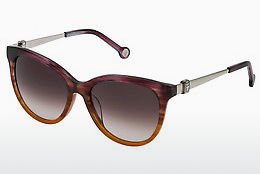 Ophthalmic Glasses Carolina Herrera SHE750 0ACL - Brown, Havanna