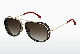 Ophthalmic Glasses Carrera CARRERA 166/S Y11/HA - Gold, Red