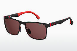 Ophthalmic Glasses Carrera CARRERA 8026/S BLX/W6 - Black, Silver, Red