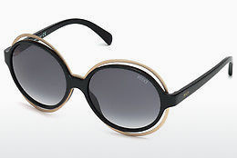 Ophthalmic Glasses Emilio Pucci EP0055 01B - Black, Shiny