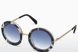 Ophthalmic Glasses Emilio Pucci EP0064 92W - Blue