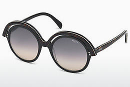 Ophthalmic Glasses Emilio Pucci EP0065 01B - Black, Shiny