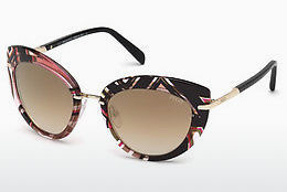 Ophthalmic Glasses Emilio Pucci EP0071 74F - Pink, Rosa