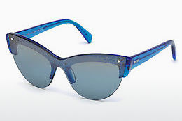 Ophthalmic Glasses Emilio Pucci EP0083 90X - Blue, Shiny