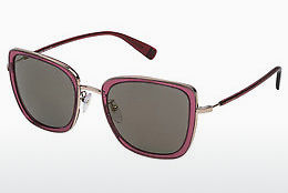 Ophthalmic Glasses Escada SES909 96DX - Red, Transparent