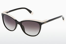 Ophthalmic Glasses Furla SU4959 0700 - Black